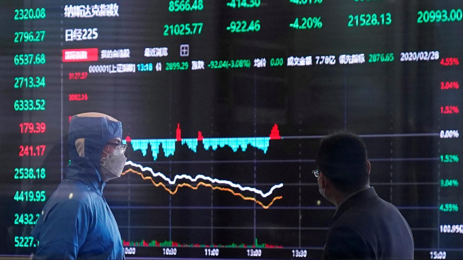 اثرات کرونا بر اقتصاد ایران و جهان
